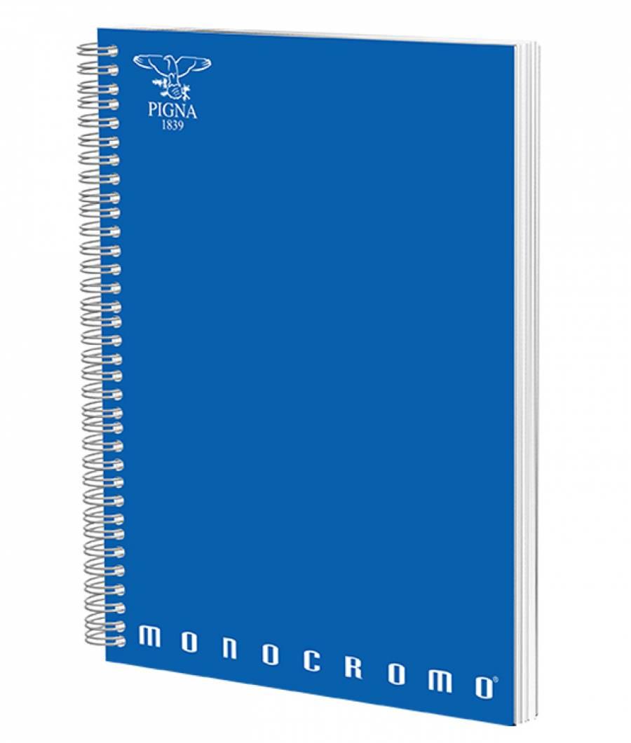 Caiet spira A4 100file, matematica, MONOCROMO CS-A410MMO-2.jpg