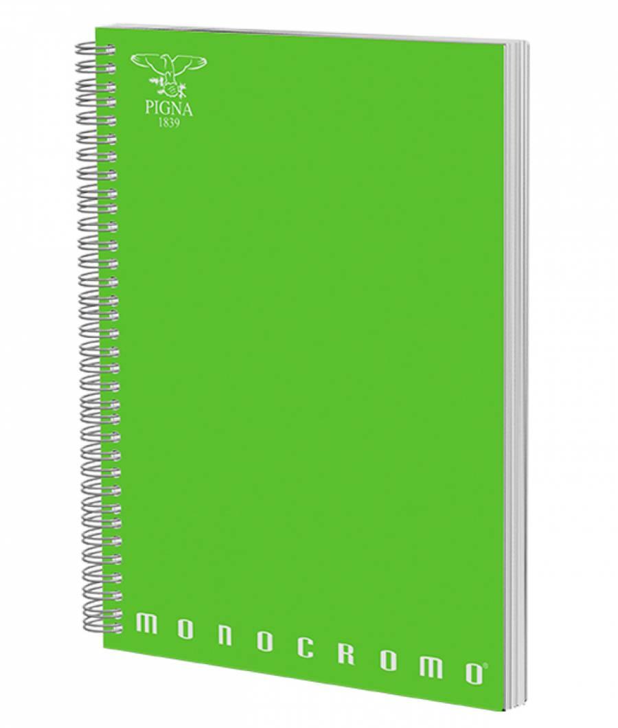 Caiet spira A4 100file, matematica, MONOCROMO CS-A410MMO-4.jpg