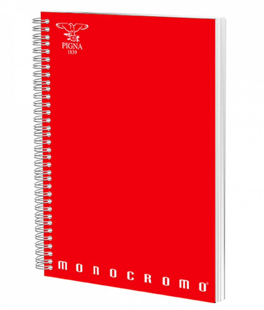 Caiet spira A4 100file, matematica, MONOCROMO CS-A410MMO-6.jpg