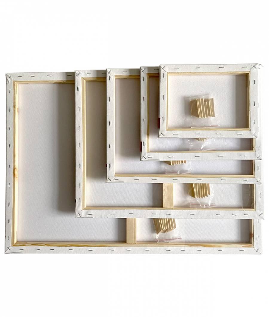 Panza pictura SF ART sasiu lemn 1.6x2.5cm, 40x40cm MCPPL40X40-4.jpg