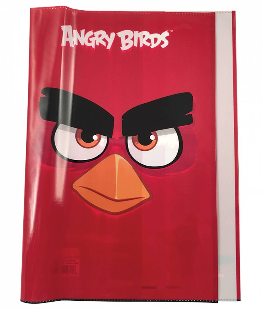 Coperti A4 color Angry Birds