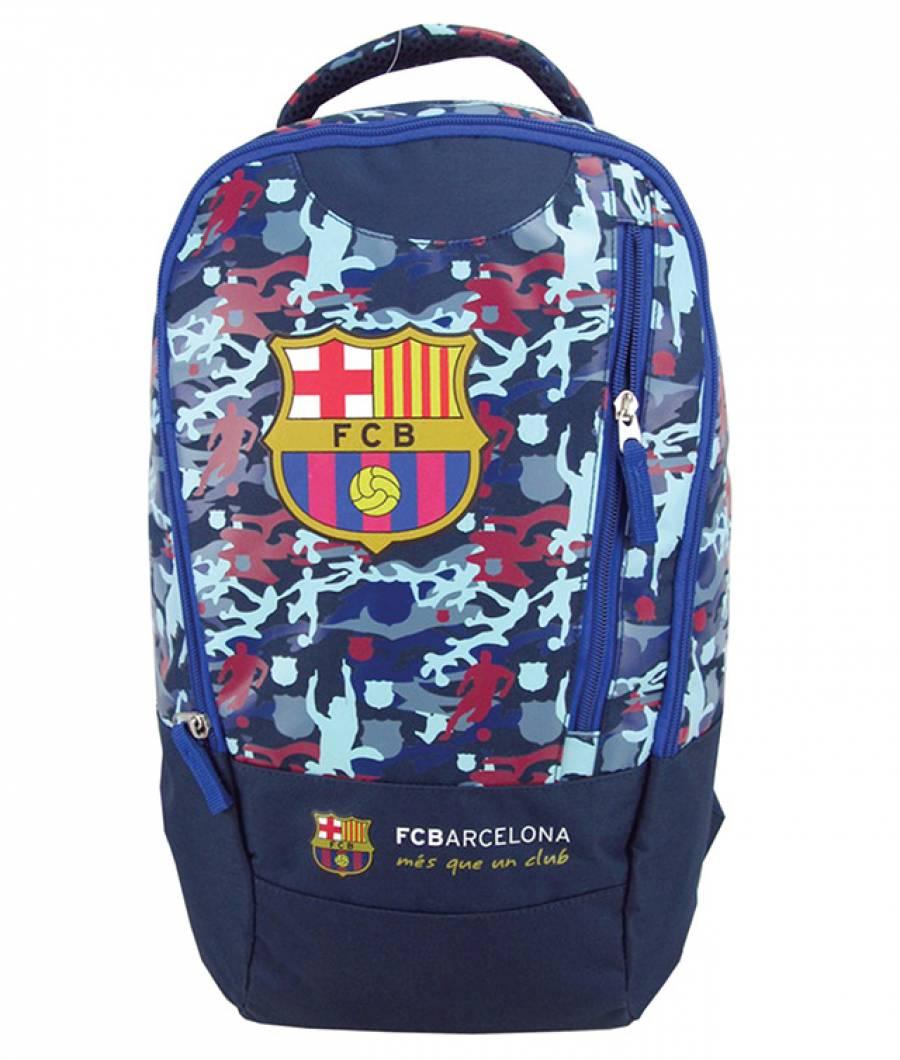Ghiozdan Gimnaziu Barcelona Bleau