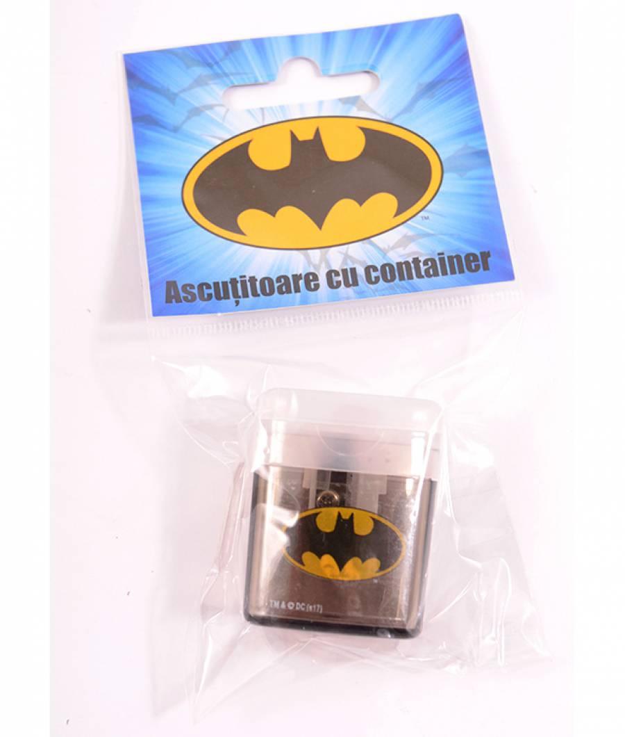 Ascutitoare cu container Batman