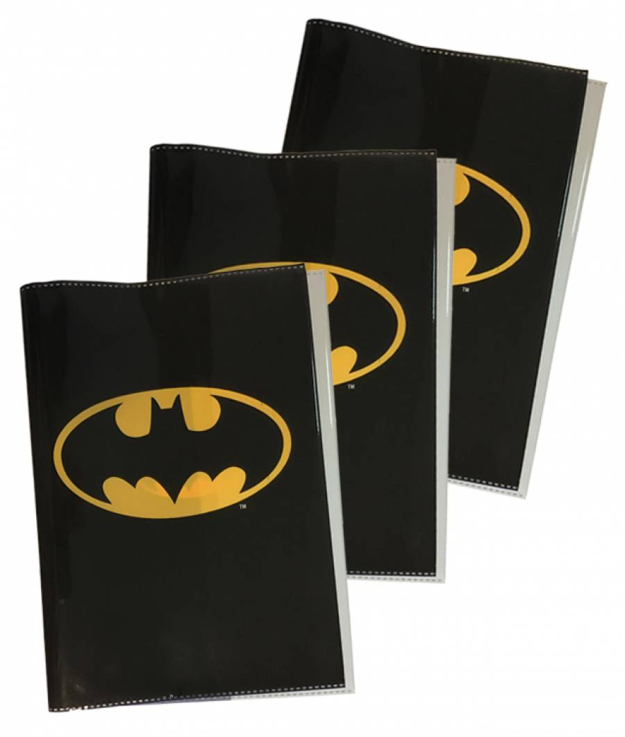 Coperti A5 color Batman
