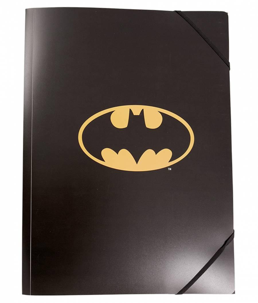 Mape plastic cu elastic Batman