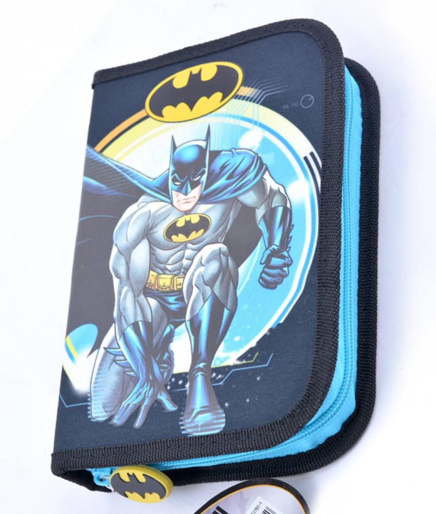 Penar Neechipat , 1 fermoar,2 extensii,Batman Negru Albastru Batman