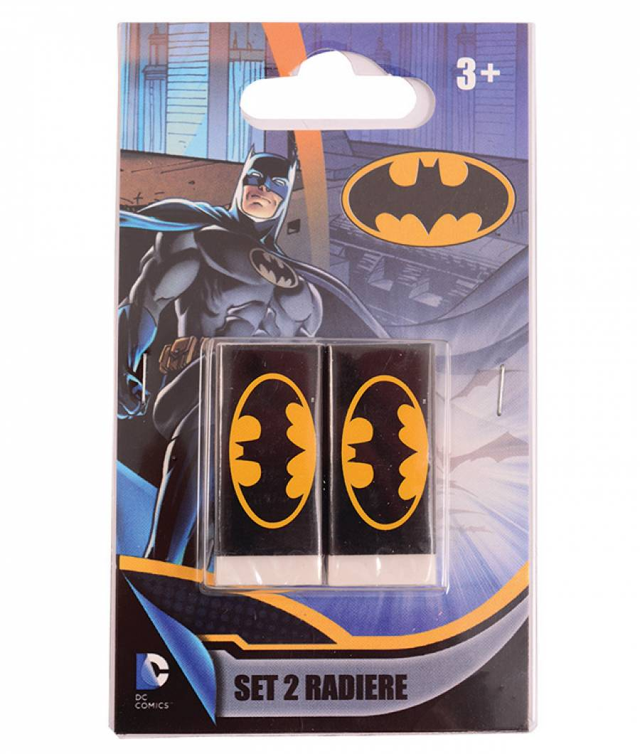 Blister 2 Radiere Batman