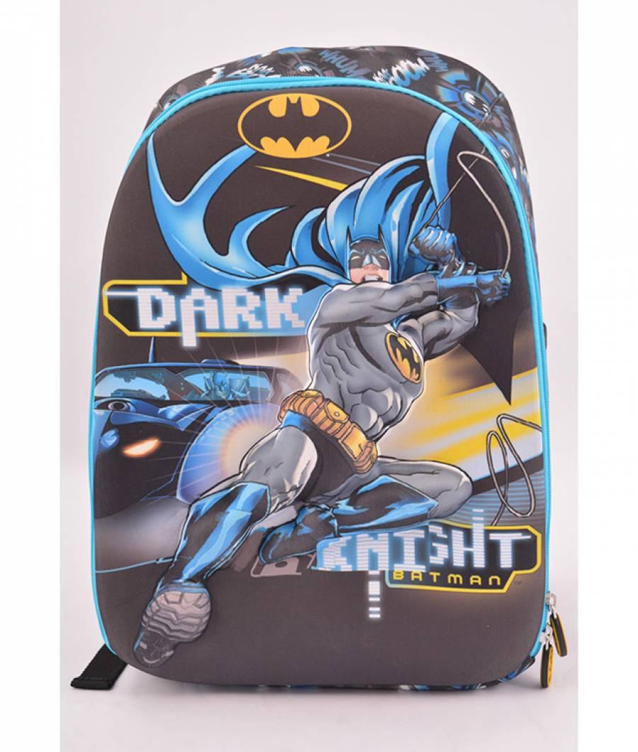 Ghiozdan CL 1/4 3D 1 ferm. Batman