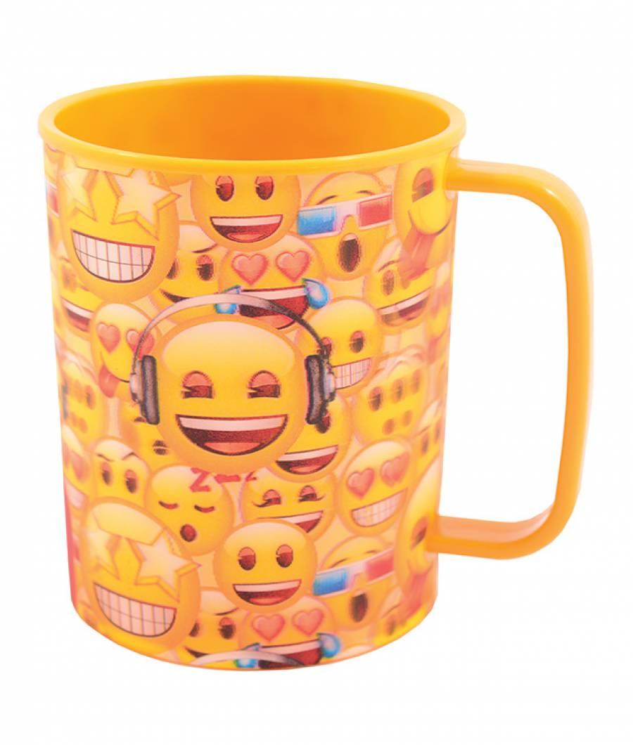 Cana 325ml Emoji Clasic