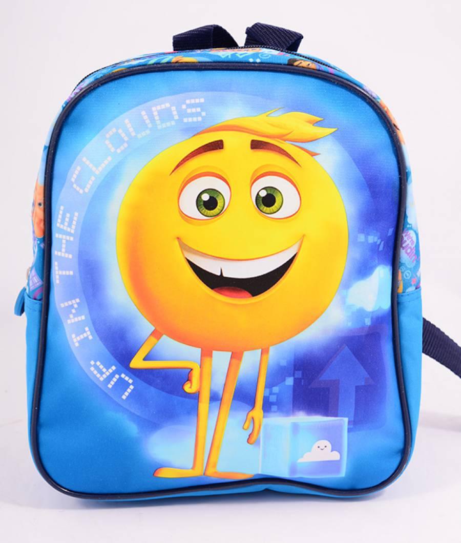 Mini Ghiozdan Gradinita Emoji Smile