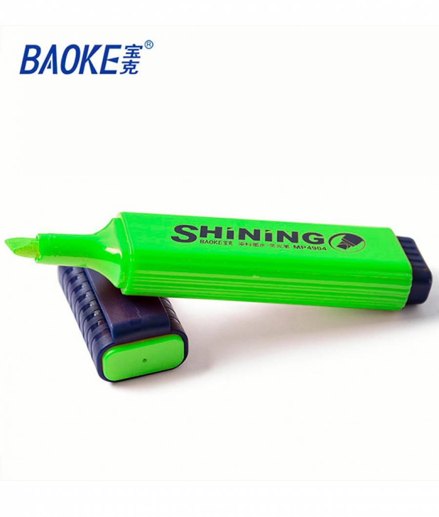 Textmarker CLASIC 10buc/set verde