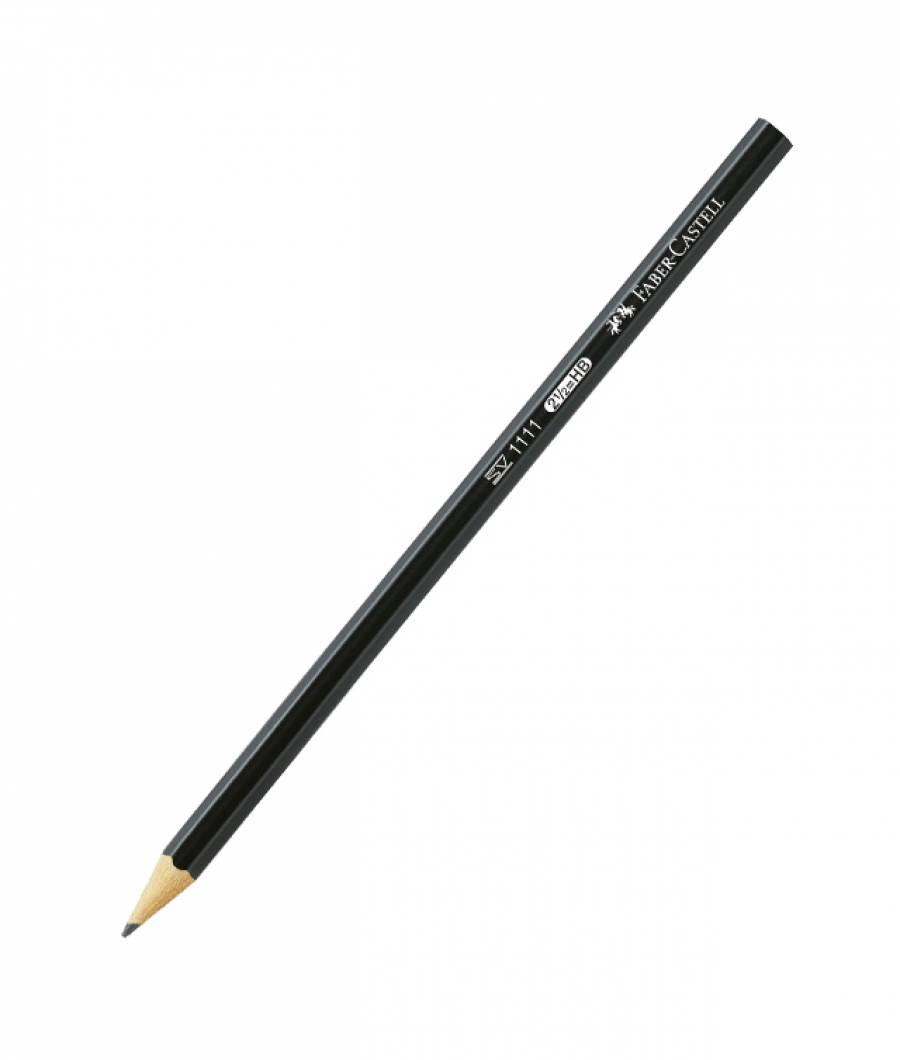 Creion grafit fara guma 1111 Faber-Castell