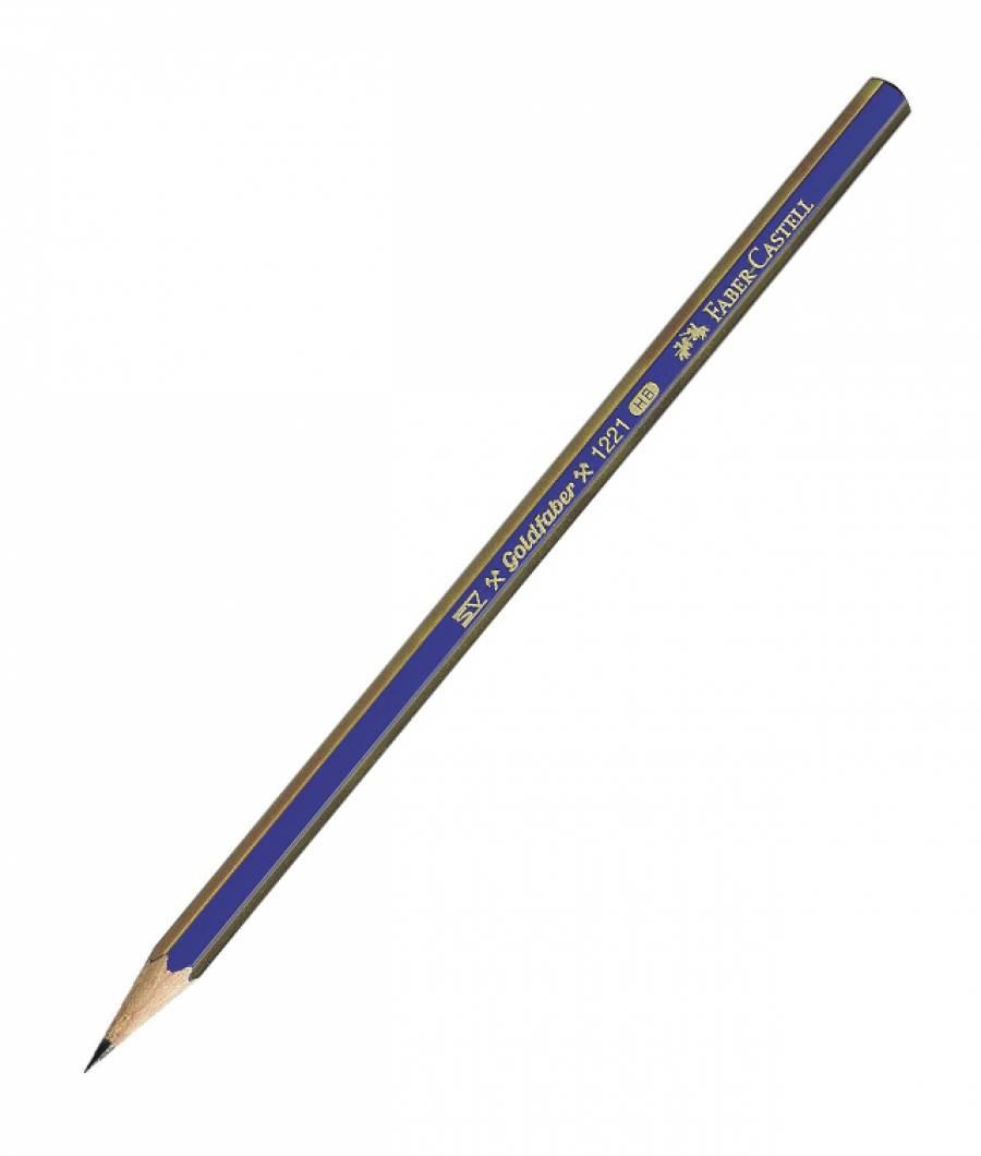 Creion Grafit Goldfaber 1221 Faber-Castell