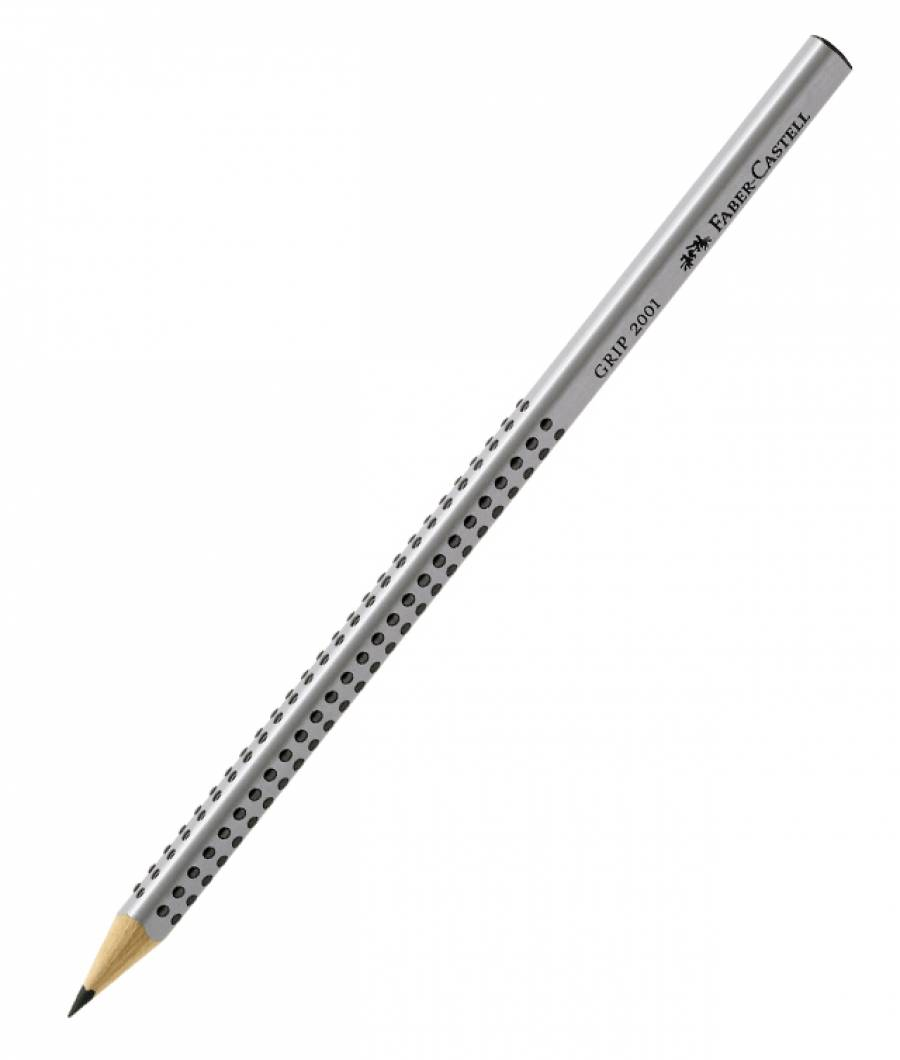 Creion Grafit Grip 2001 Faber-Castell