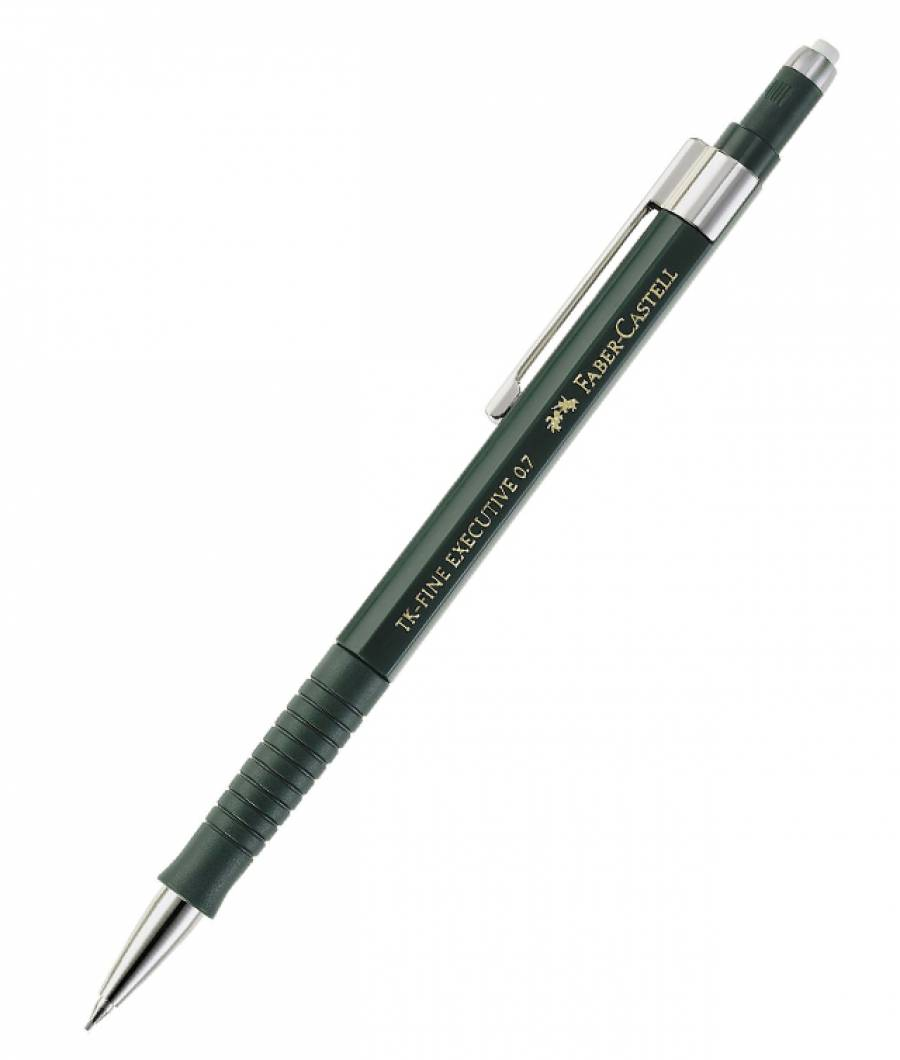 Creion mecanic 0.7mm TK-Fine Executive Faber-Castell