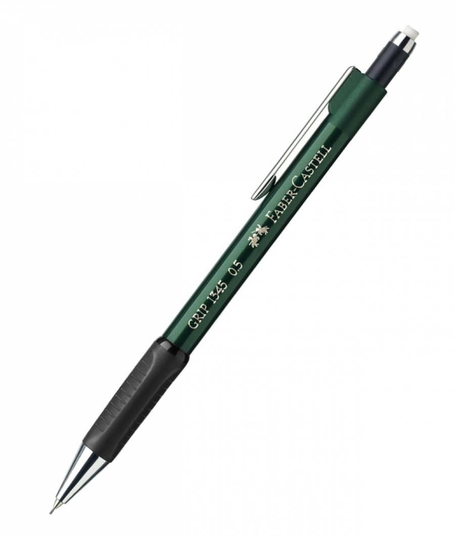 Creion mecanic 0.5 mm Grip 1345 Faber-Castell