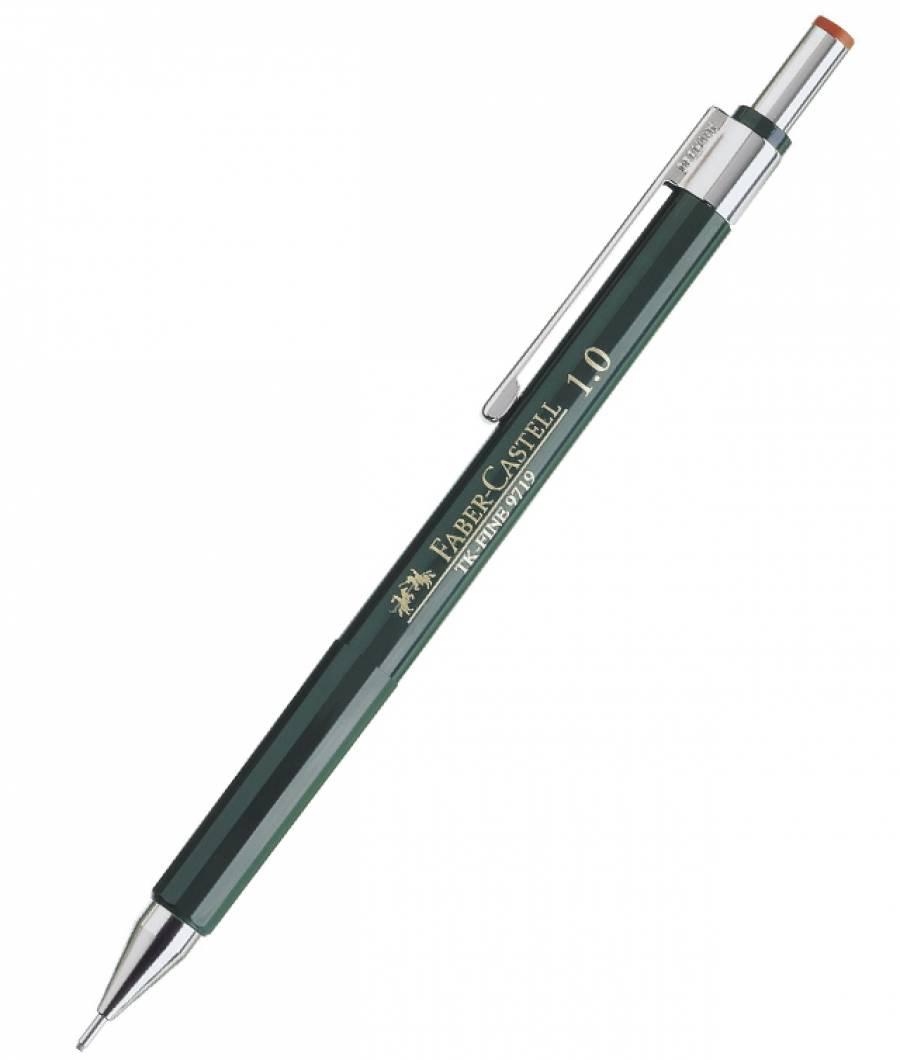Creion Mecanic 1.0Mm Tk-Fine Faber-Castell