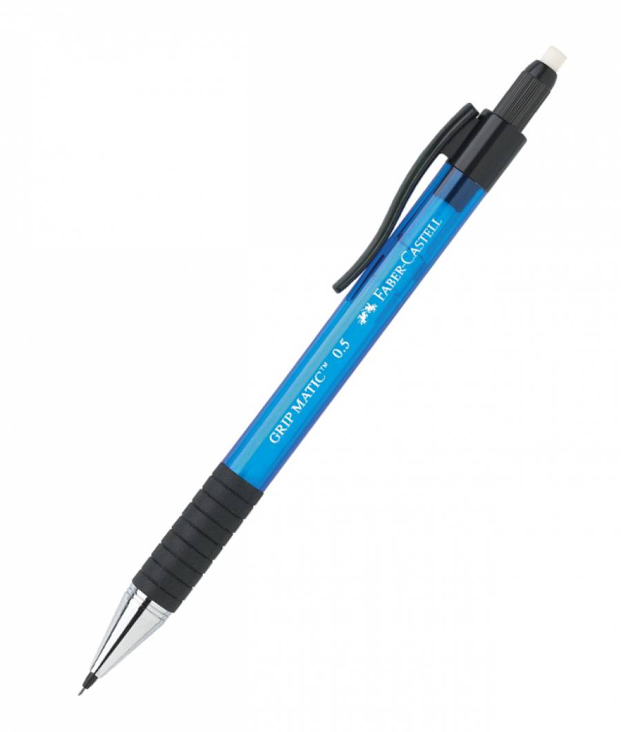 Creion mecanic 0.5 mm Grip-Matic 1375 Faber-Castell