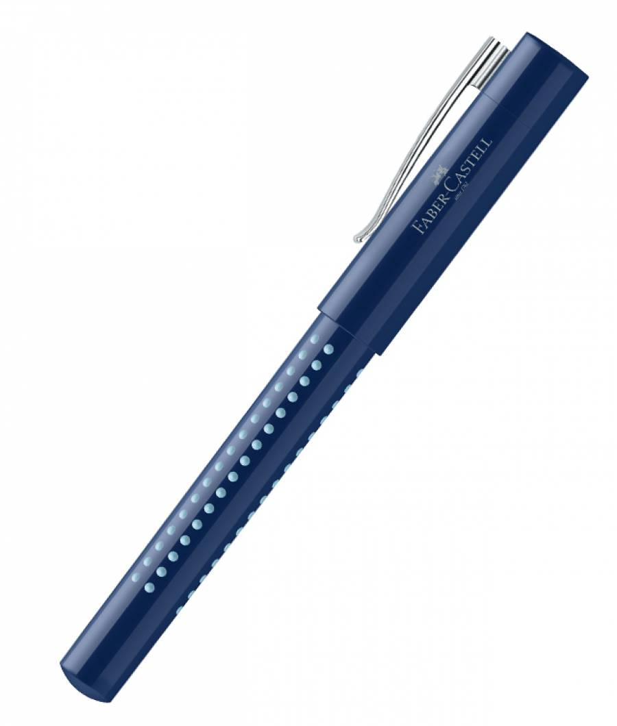 Finewriter Grip 2010 Albastru-Bleu Faber-Castell