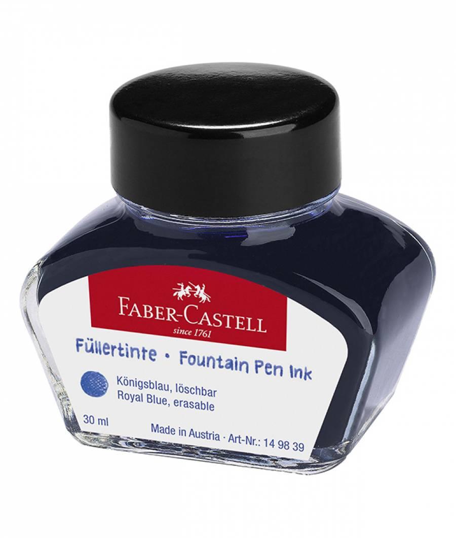Cerneala Albastra 30 ml Faber-Castell