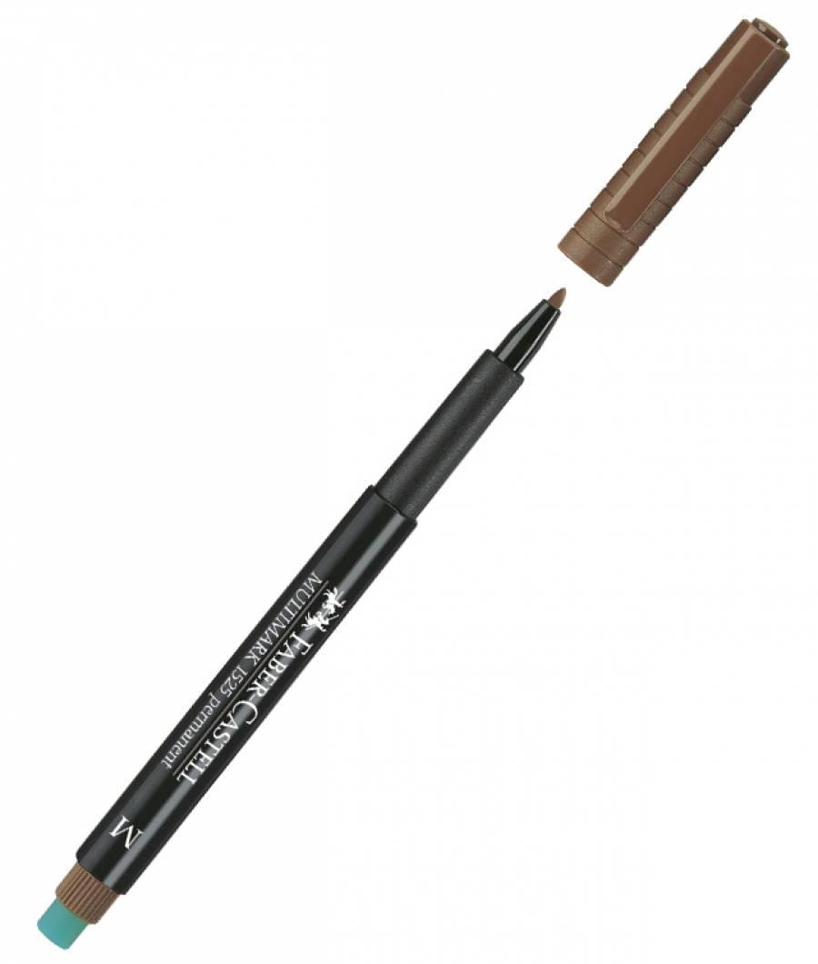 Marker Permanent M Multimark Faber-Castell