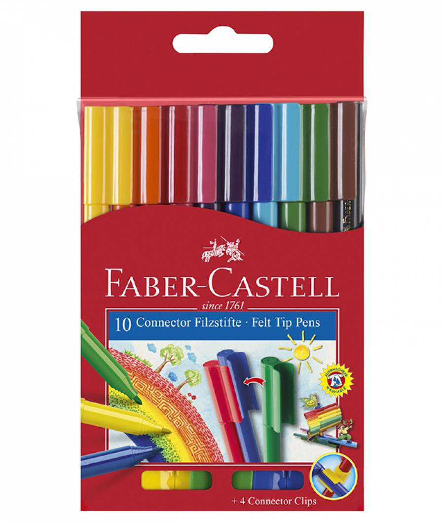 Carioca Connector Faber-Castell