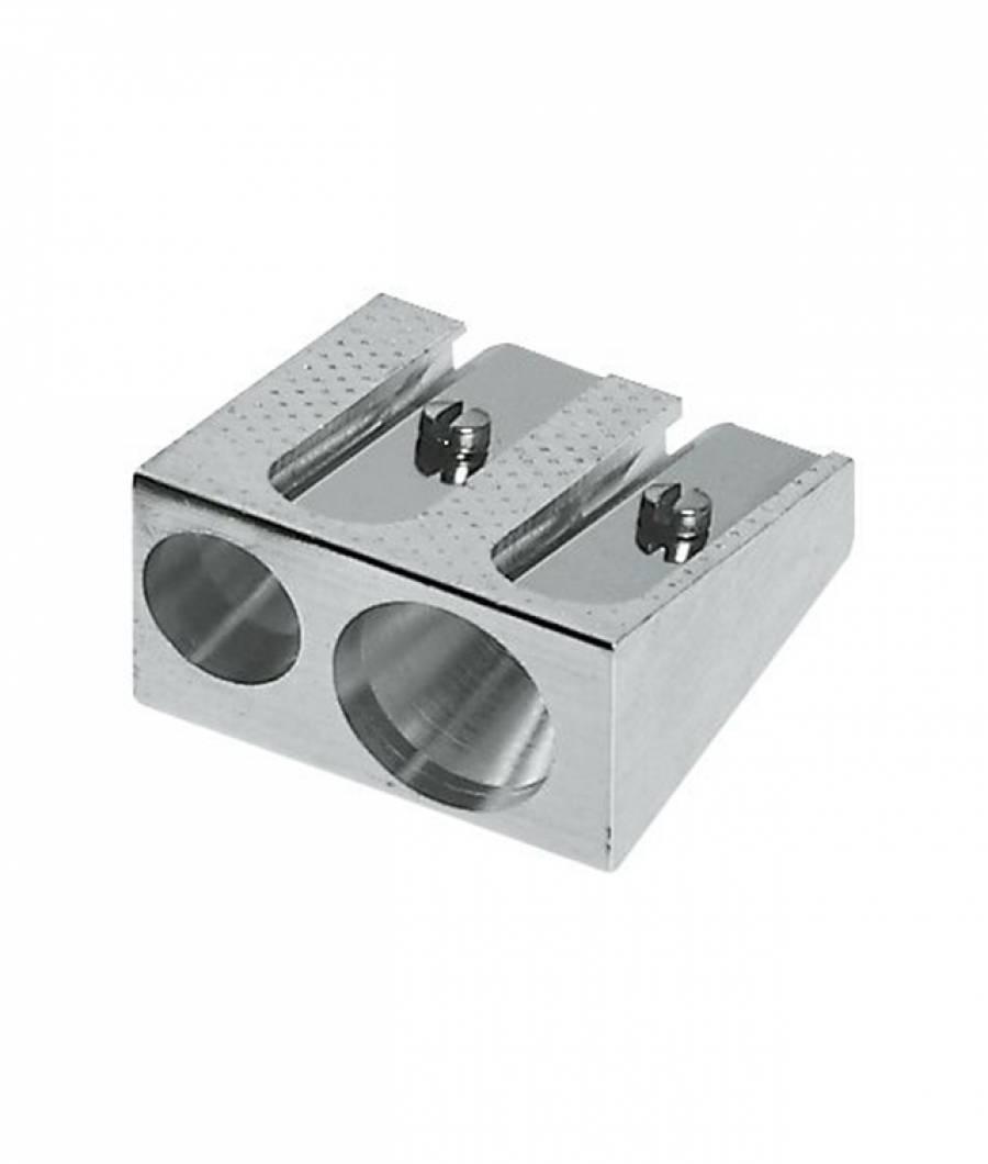 Ascutitoare Metal Dubla Faber-Castell