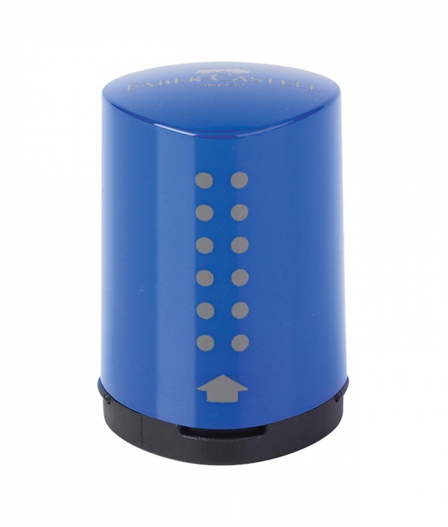 Ascutitoare Grip 2001 Mini Rosu/Albastru Faber-Castell