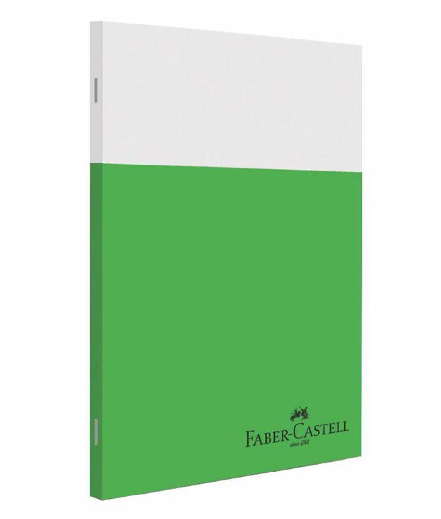 Caiet Capsat A4 80 File Ar Coperta PP Faber-Castell