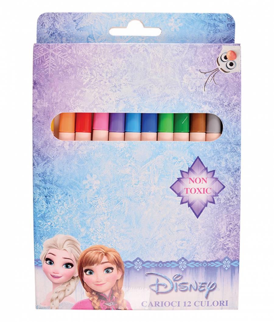 Carioci 12/set, cutie,  Frozen