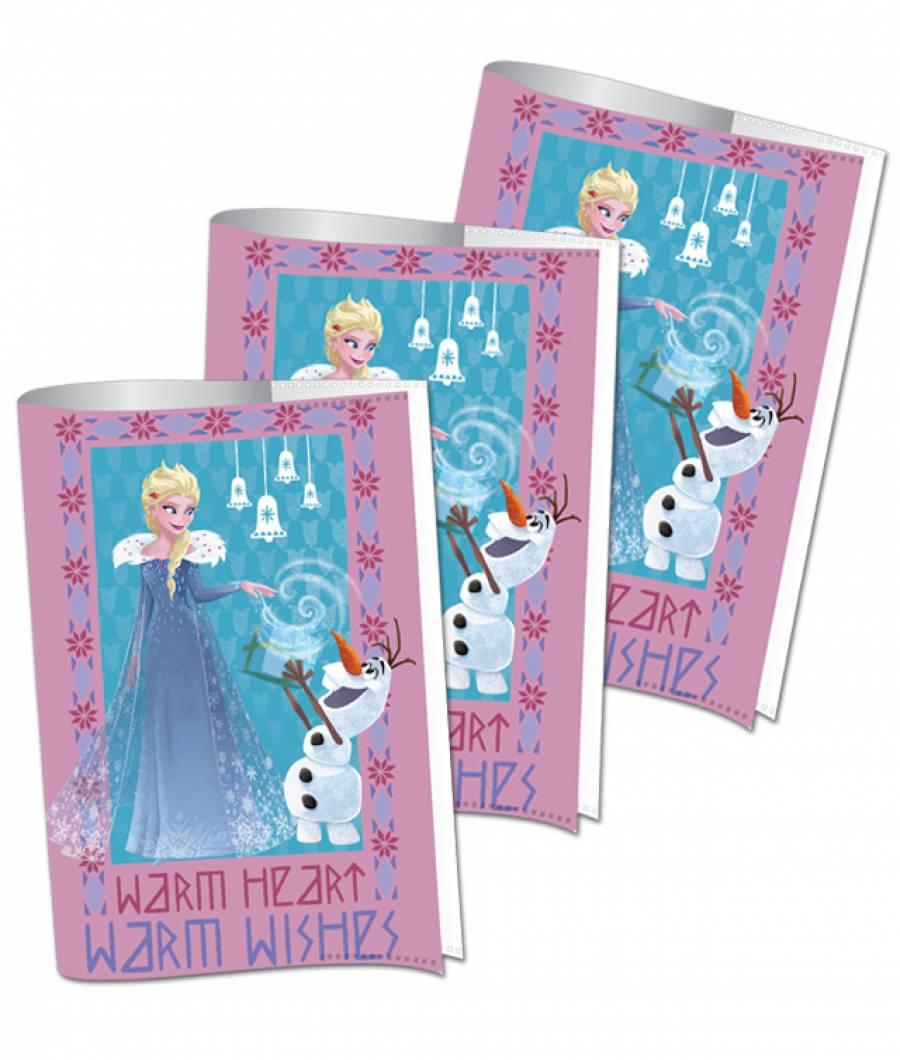 Coperti A4 color Frozen