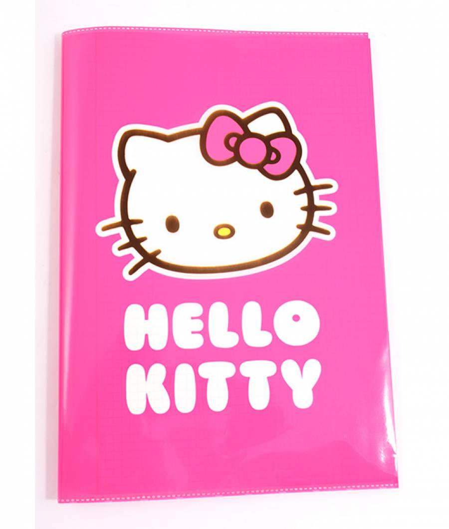 Coperti A4 color Hello Kitty