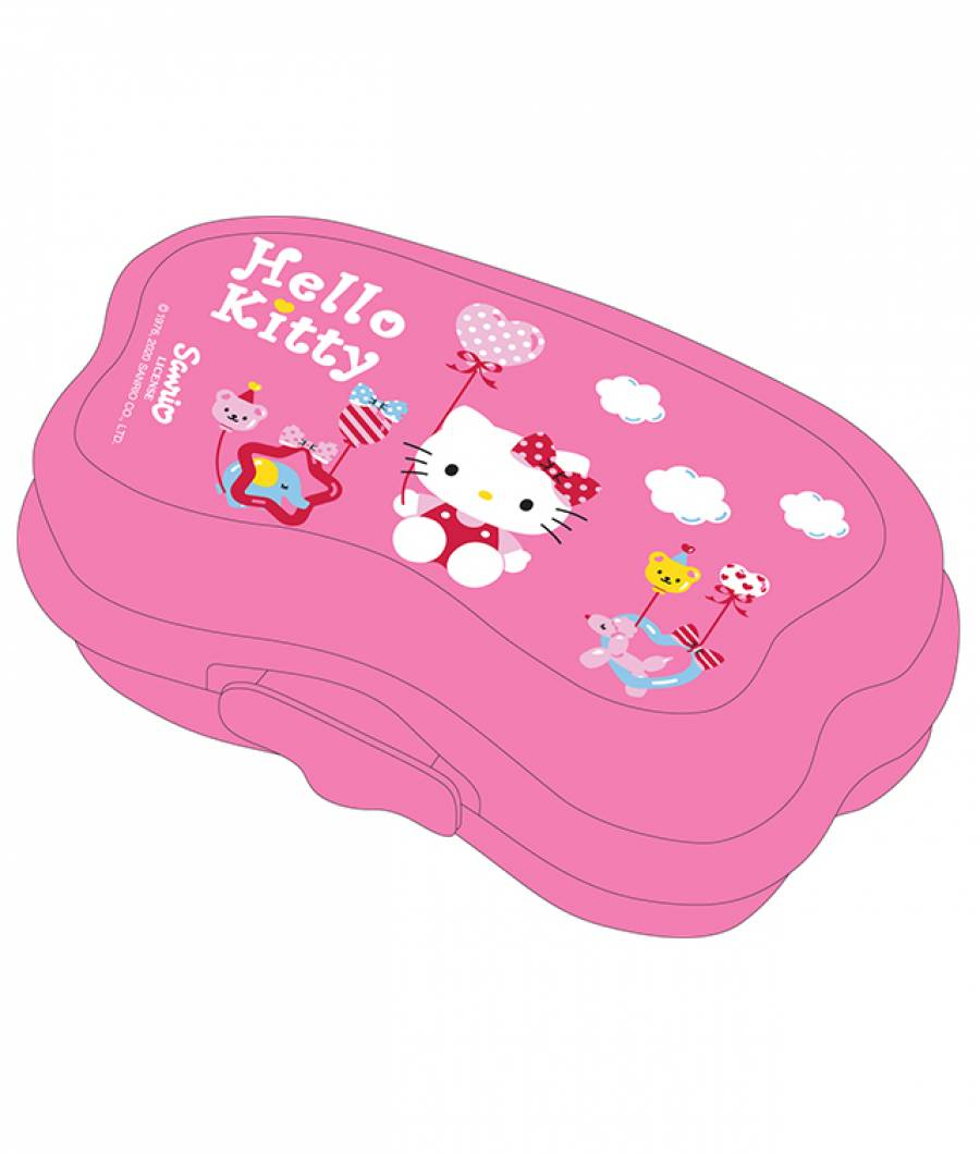 Cutie Sandwich Hello Kitty din material plastic certifcat