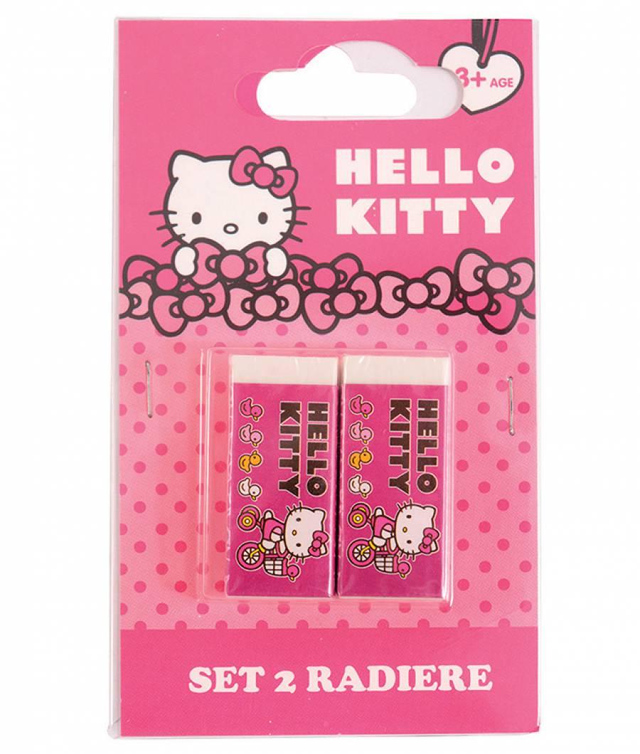 Blister 2 Radiere Hello Kitty
