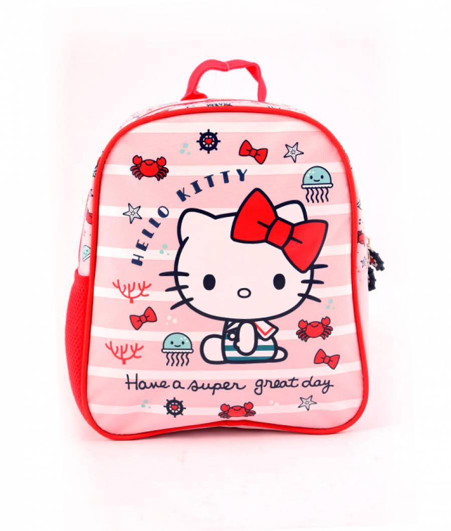 Mini Ghiozdan Gradinita Hello Kitty