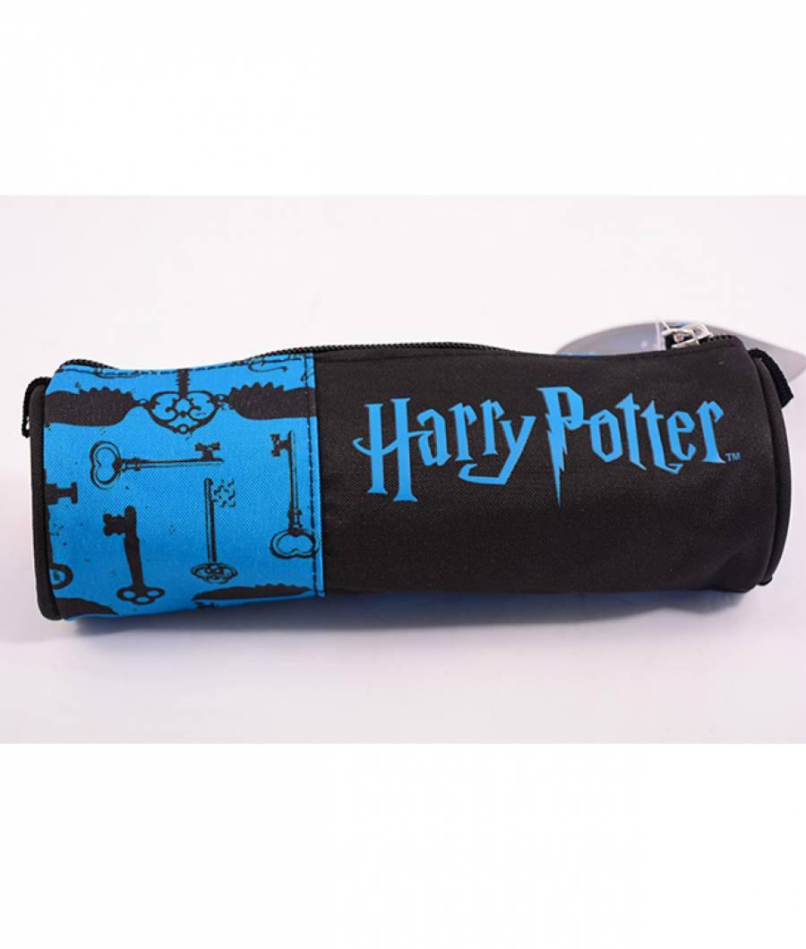 Penar Etui Tubular Harry Potter Albastru