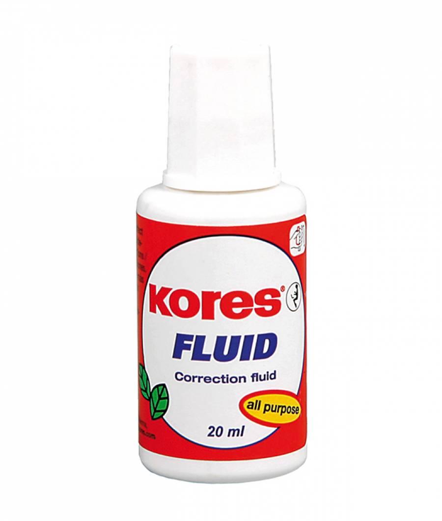 Fluid Corector (Solvent) 20ml Kores