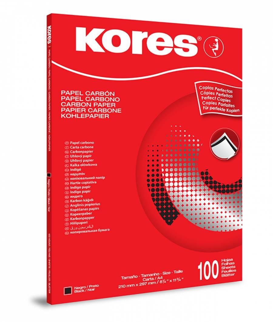 Carbon A4 100/Top Kores