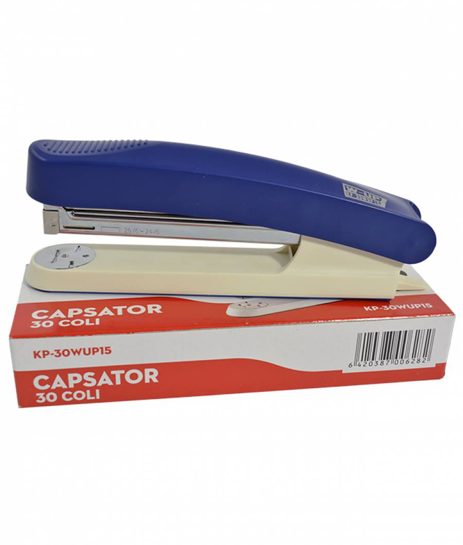 Capsator plastic 30 file (105mm) W-UP ALBASTRU