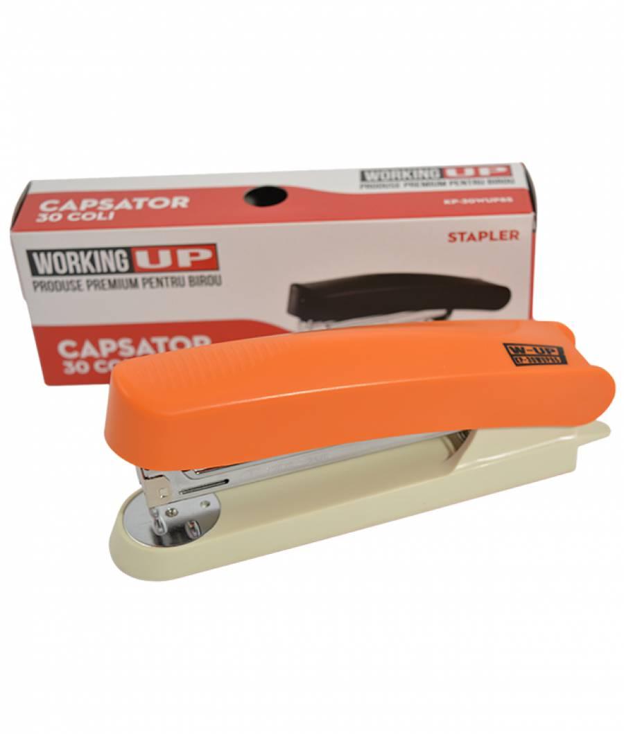 Capsator plastic 30 file (60mm) W-UP ORANGE