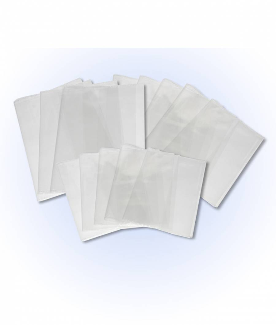 Coperti 445x634 mm transparente - bloc desen A3 - PVC