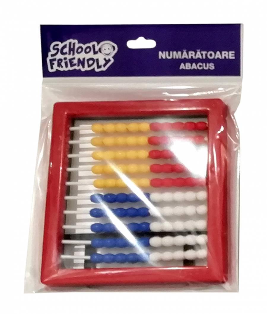 Numaratoare scolara tip abac LC1