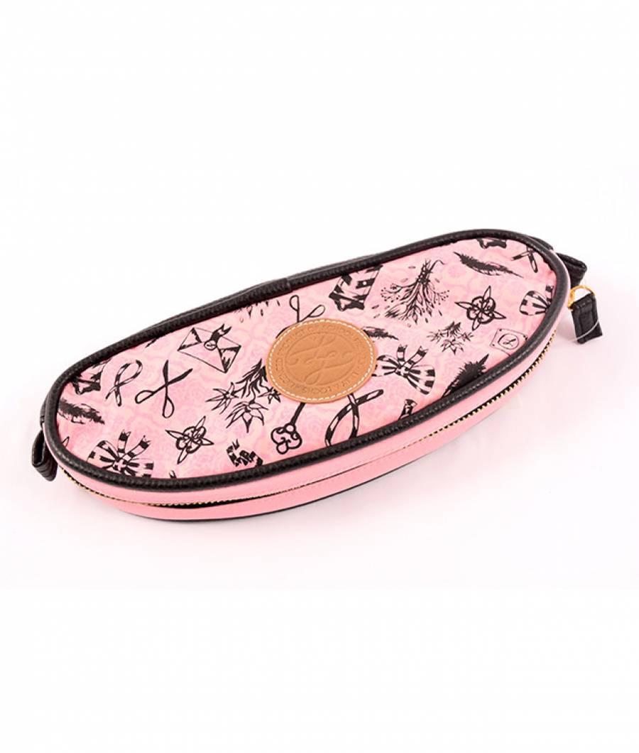 Penar Etui Oval roz Lilly and Locks
