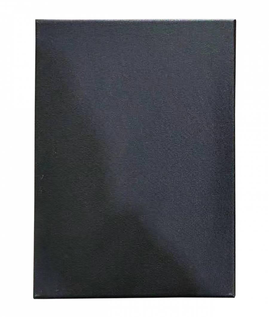 Panza SF ART pictura neagra sasiu lemn 16x25cm 24x30cm
