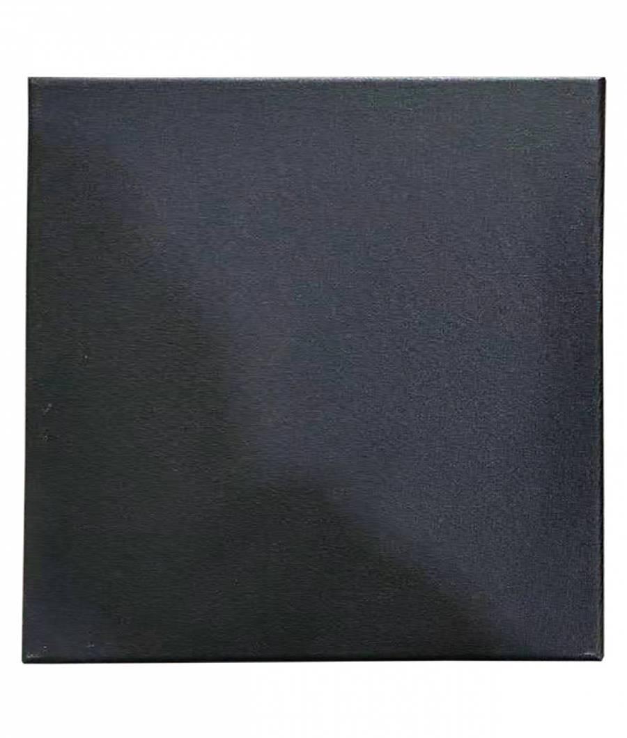 Panza SF ART pictura neagra sasiu lemn 16x25cm 40x40cm