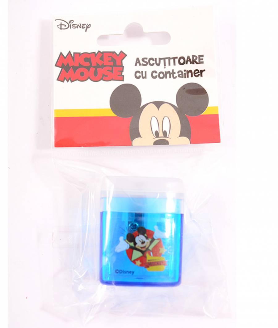 Ascutitoare cu container Mickey