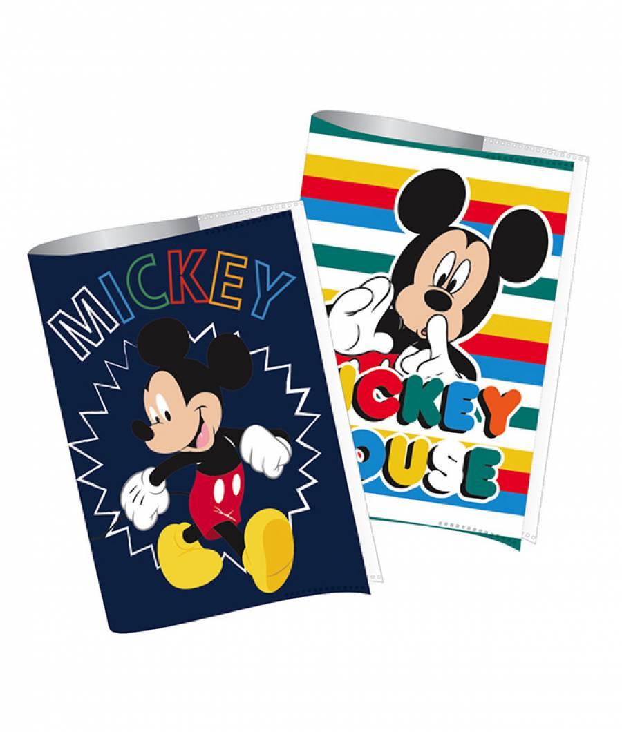 Coperti A5 color Mickey .