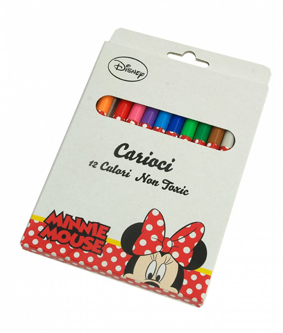 Carioci 12/set, cutie,  Minnie