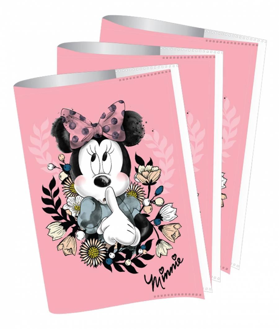 Coperti A4 color Minnie