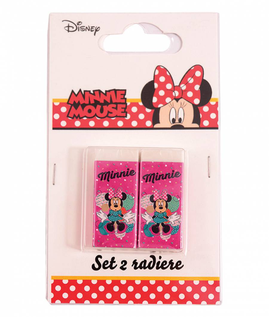 Blister 2 Radiere Minnie